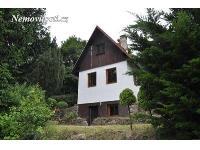 Prodej chaty - obec Dolní Zálezly - Porta Bohemica.